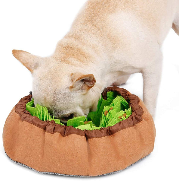 WSpring Snuffle Mat for Dogs
