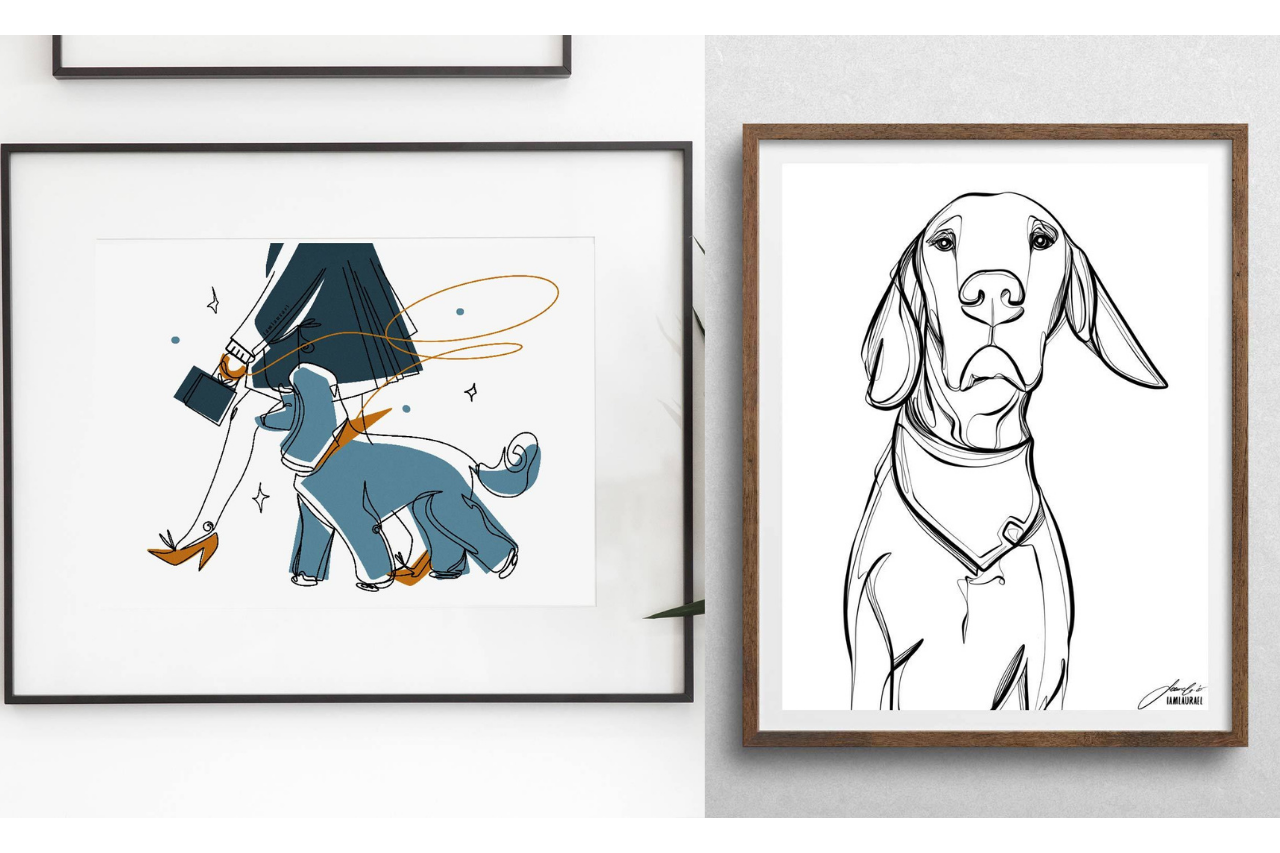 https://stellarvilla.com/collections/custom-pet-portraits