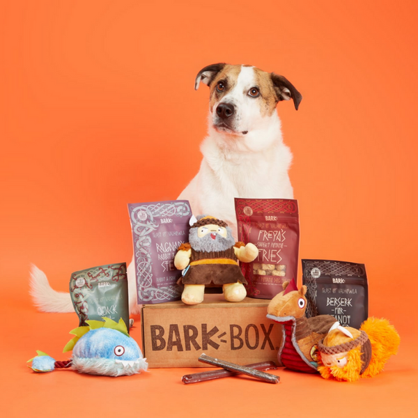 The best and most popular subscription dog boxes for dogs include BarkBox