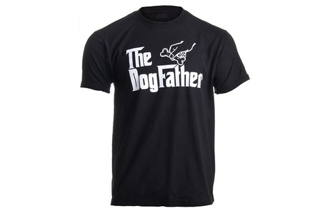 DogFather shirt for men -Best Corgi Gifts for Women, Men, Children, the Home, and all Corgi Lovers - djangobrand.com