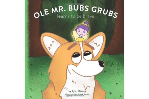 Ole Mr. Bubs Grubs Learns to be Brave | Children's Paperback Book