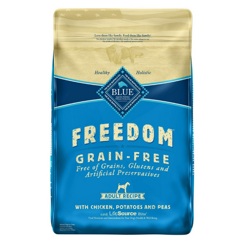 Product Review - Blue Buffalo Grain Free Freedom Dry Dog Food