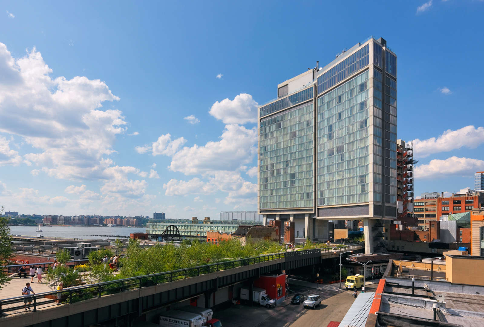 The Standard High Line NYC