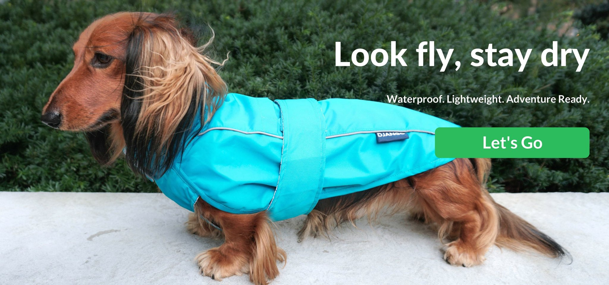 The Puffer windproof and weather resistent cold weather dog coat - Pacific Pup - pacificpup.co