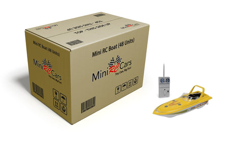 Mini RC Boat Case - 48
