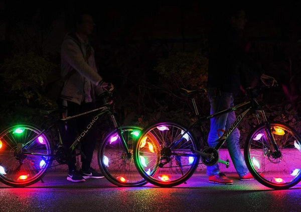 GloBike - LED Bicycle Wheel Light