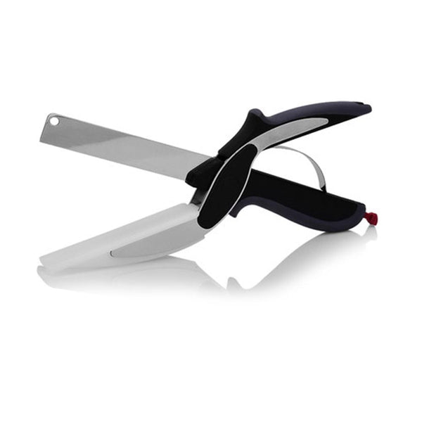 2 in 1 Kitchen Scissors & Board