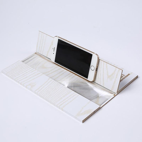 MagniPhone - Mobile Phone Screen Magnifying Stand