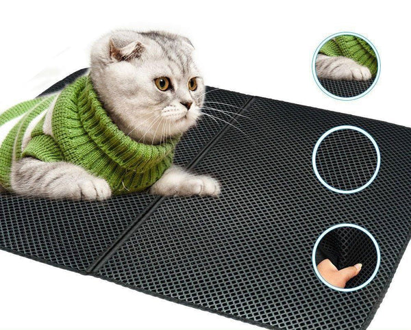 Felina - Double Layer Cat Litter Trap Mat