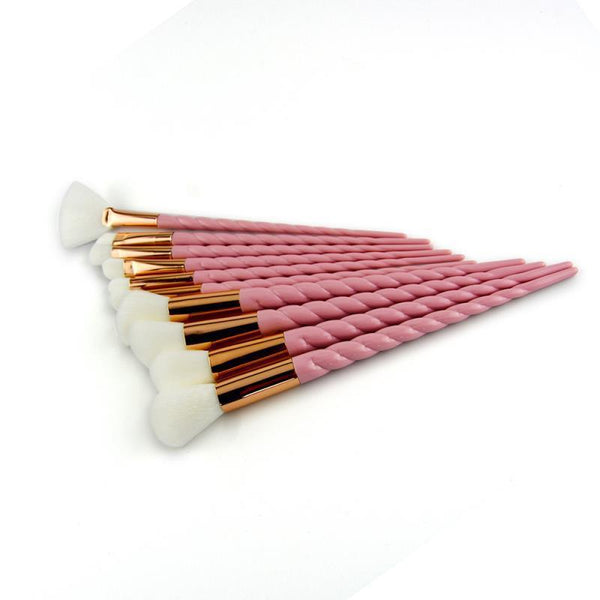 UnicHorn Makeup Brushes