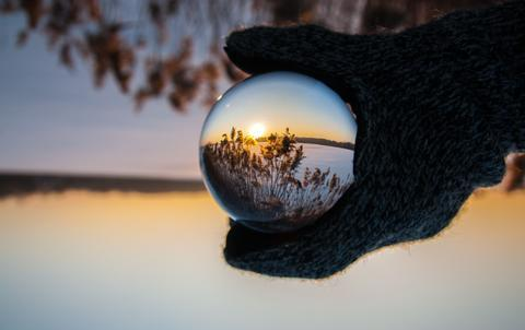 Sphera - Crystal Ball Photography Lens