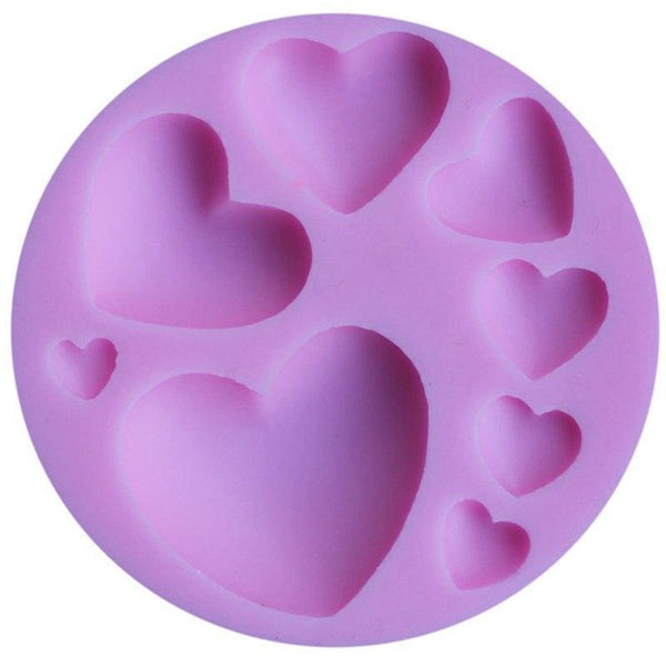 3D Silicone Baking Mold