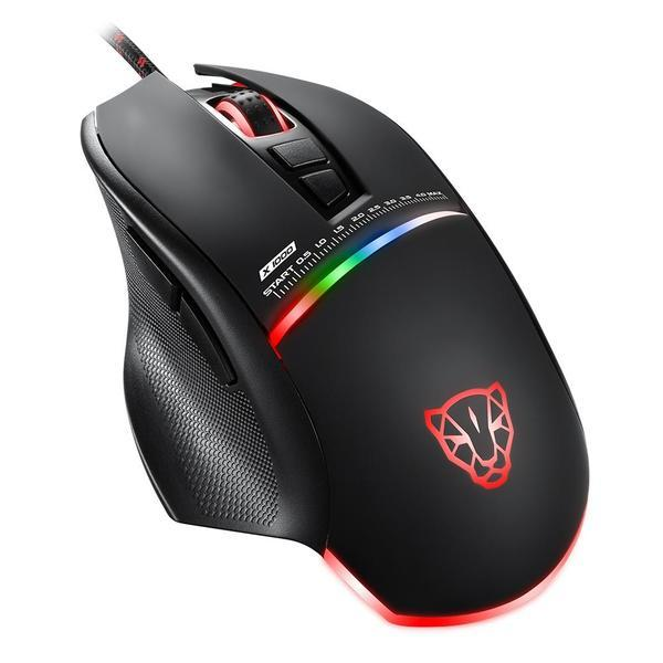 Magic Leopard - 4000 DPI Gaming Mouse
