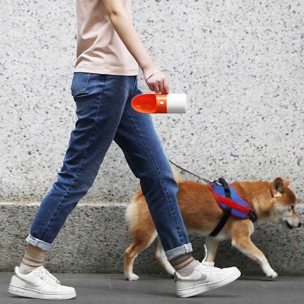 HydraPet - Portable Water Bottle & Cup