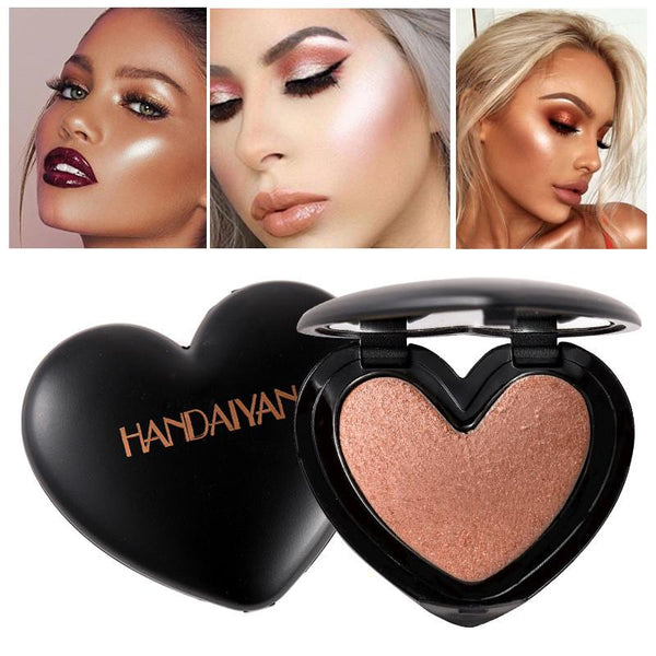 Heart - Shimmer Highlight Powder