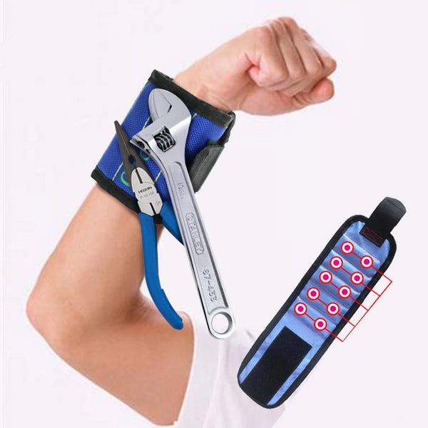 WorkStrap - Magnetic Tool Wristband