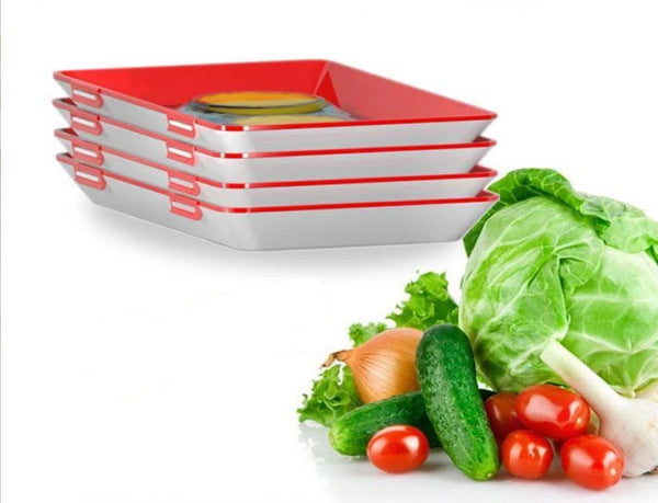 Fresh Food Preservation Tray
