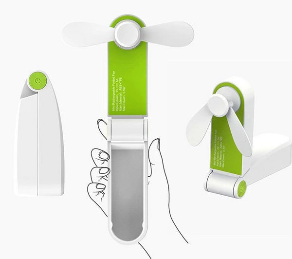 FanMe - USB Chargable Portable Mini Fan