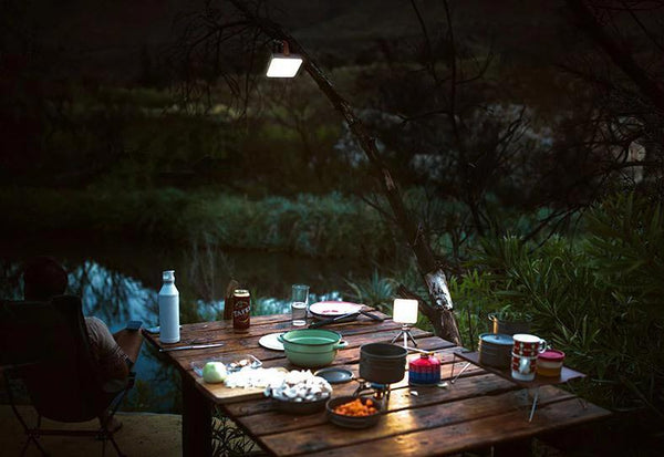 CampLamp - Ultra Bright LED Rechargeable Lantern