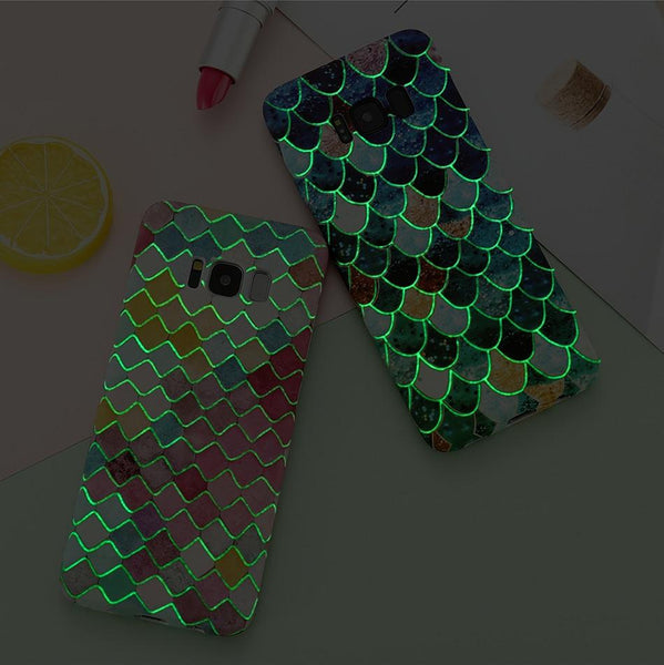 Pesca - Bright Fish Scales Mobile Phone Cover