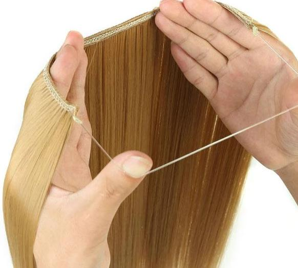 Secret Hair Extensions