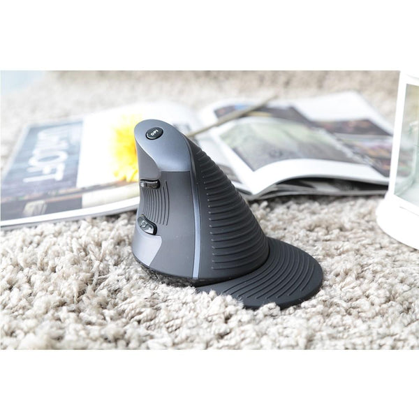 Ergonomic Vertical Wireless 6 Button Mouse