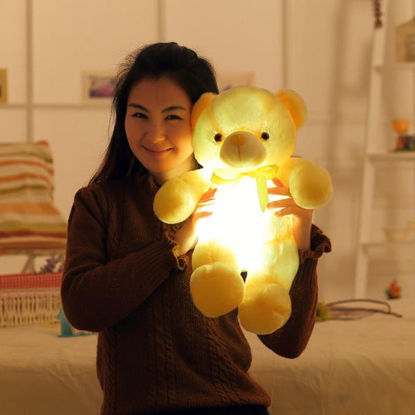 Leddy™ - The Amazing LED Teddy