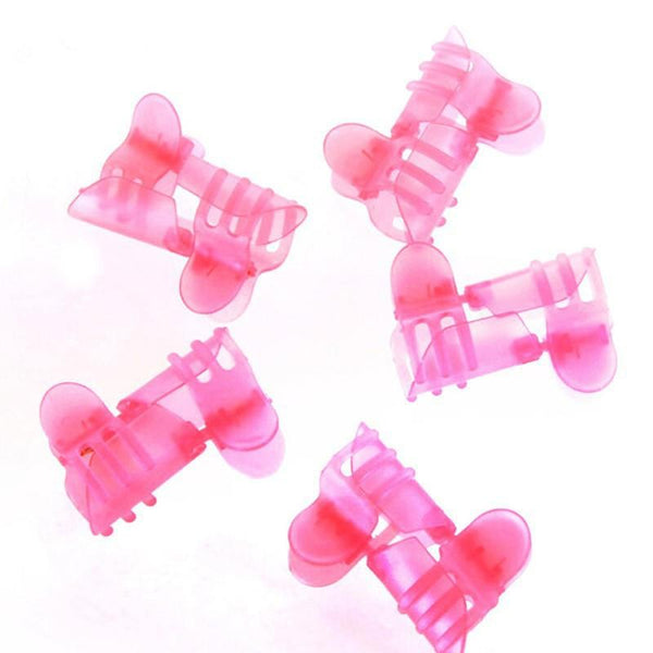10 Nail Protect Fresh Polish Armor Clips