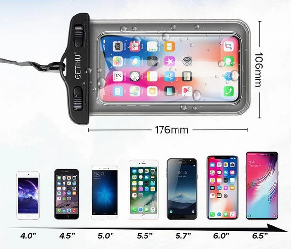 Waterproof iPhone Pouch Bag