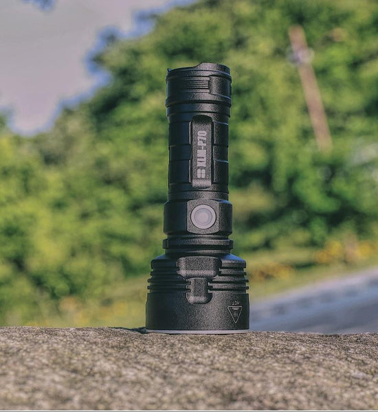 PowerLight - LED Tactical Flash Light