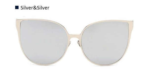 Classic Cat-Eye Aviators