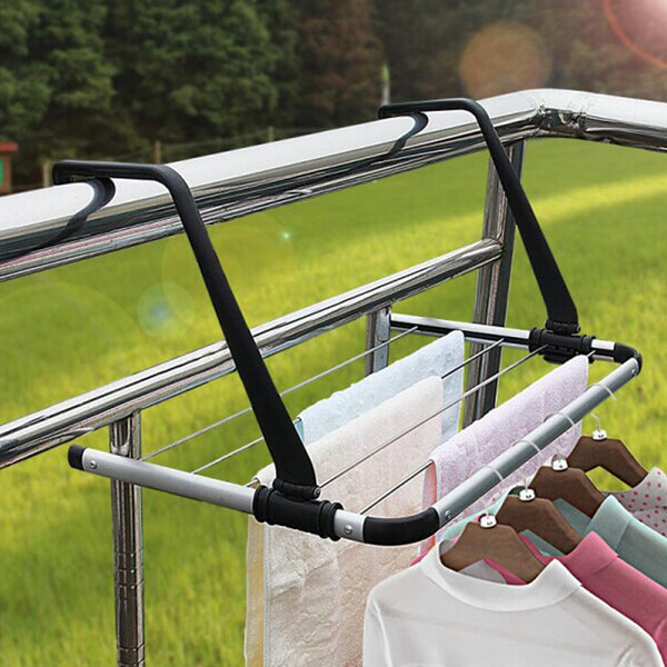 Space Saving Balcony Clothes Line