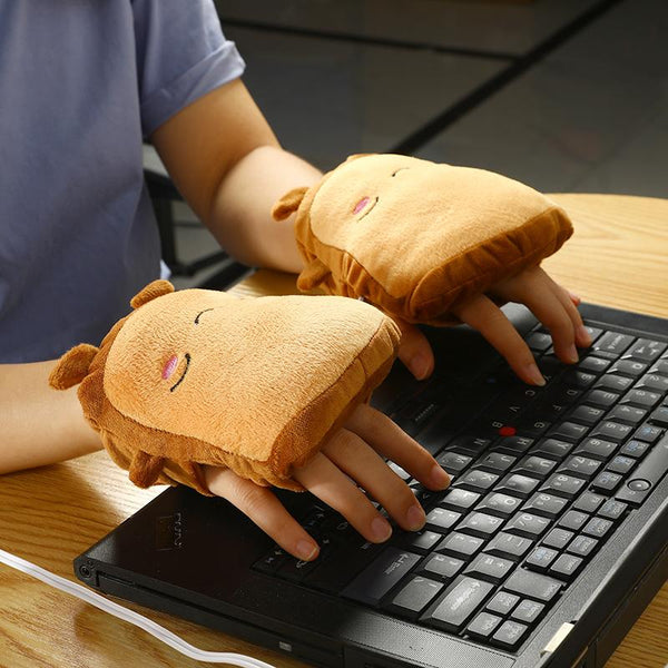 Toasties - Finger-less Warming Gloves