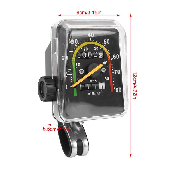 BikeSpeed - Waterproof Bicycle Speedometer