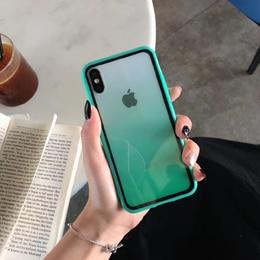 Inkly - Clear Gradient iPhone Cover