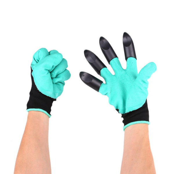 Garden Gloves with Digging Claws