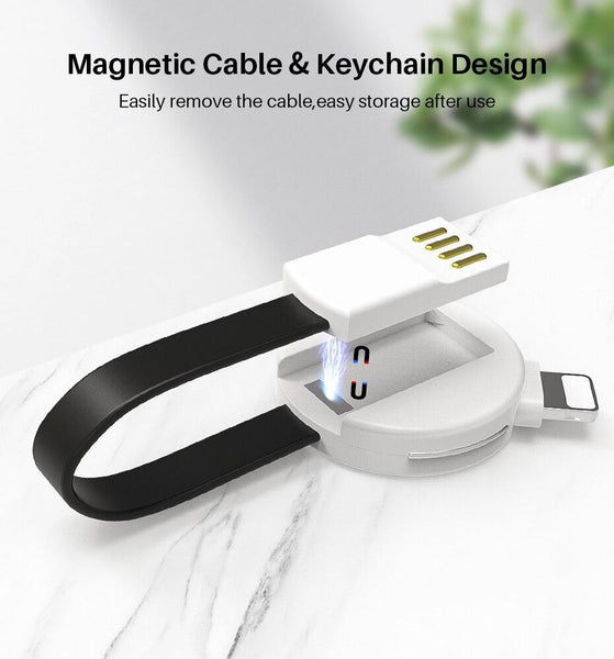 USB Charger Key-ring