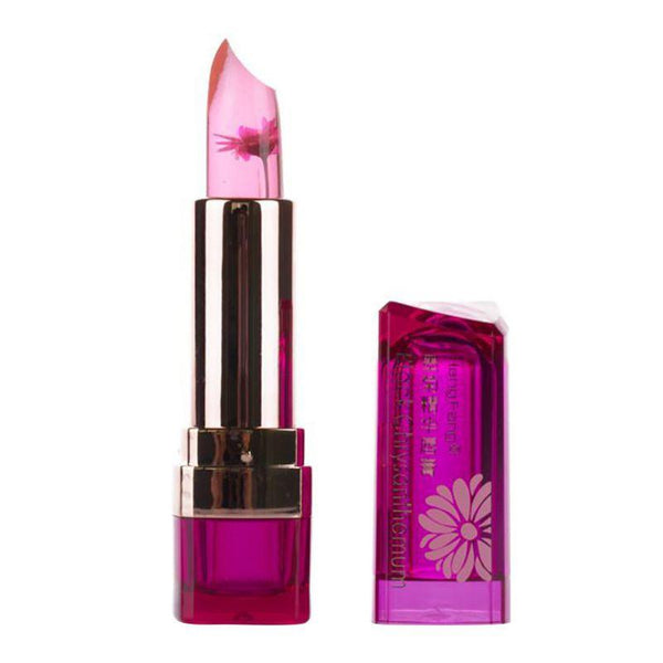 Flower-Infused Lipstick