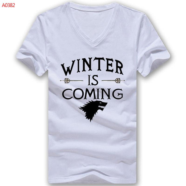 Winter is Coming Men's T-Shirt - Game of Thrones