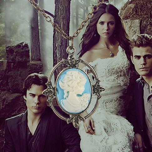 Katherine's Classic Necklace - Vampire Diaries