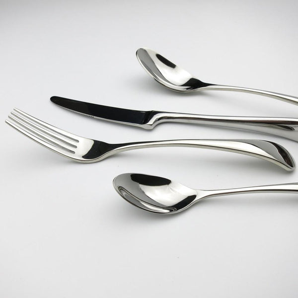 Sidereal™ - Stainless Steel Silverware Set (4 Pieces)