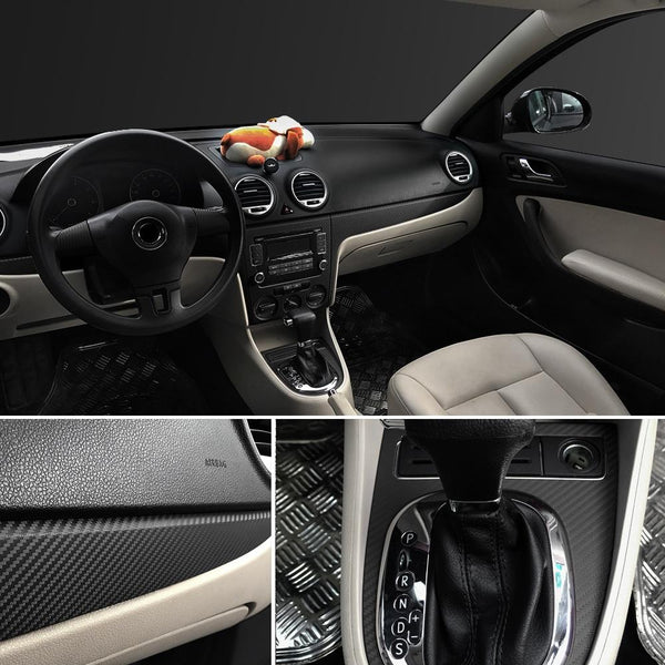 Carbon Fiber Car Accessory Film