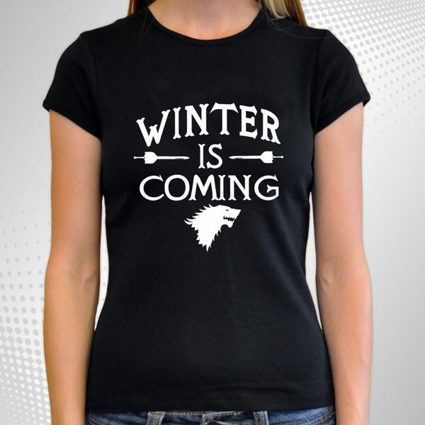 Winter is Coming Women's T-Shirt - Game of Thrones