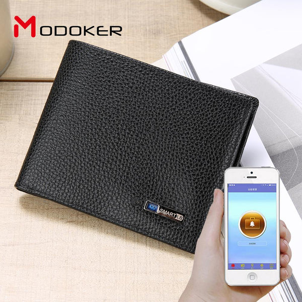 Smart Wallet with GPS Tracker