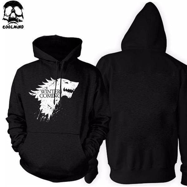 Winter is Coming Sweatshirt - Game of Thrones