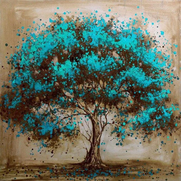 Color Splash Tree - GemPaint™ Kit