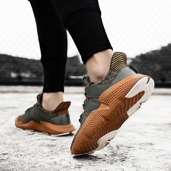 Axel - Breathable Mesh Sports Shoes