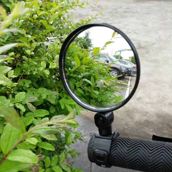 SeeEz - Bicycle Rear View Handlebar Mirror