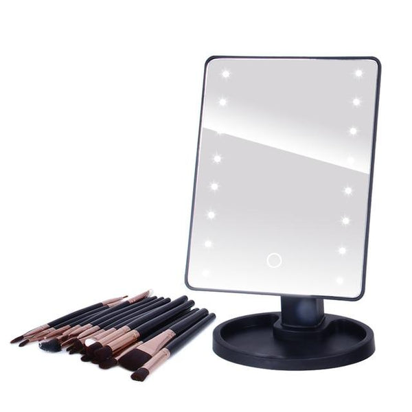 LED Light Frame Make-Up Mirror