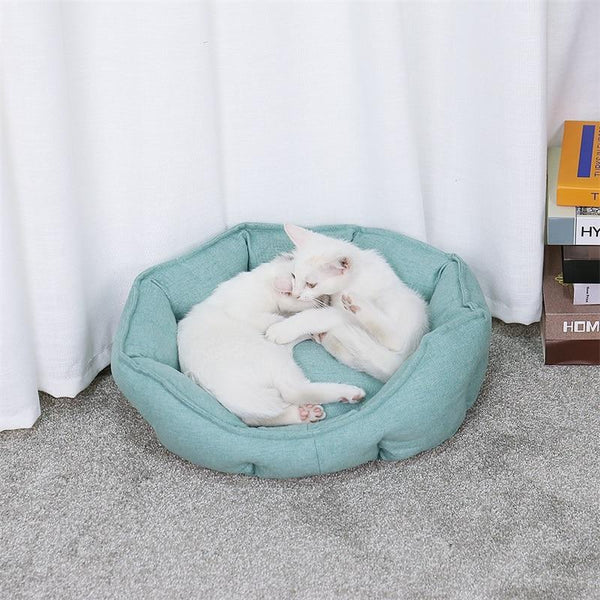 Buddy - Round Comfy Pet Cushion Bed